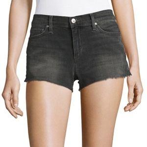 Joe's Jeans Easton Grey Denim Shorts 27